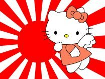 Gatita Hello Kitty